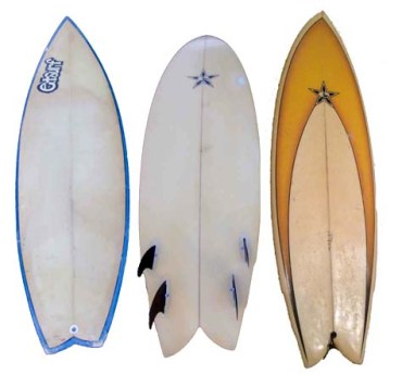 Used Surf Boards